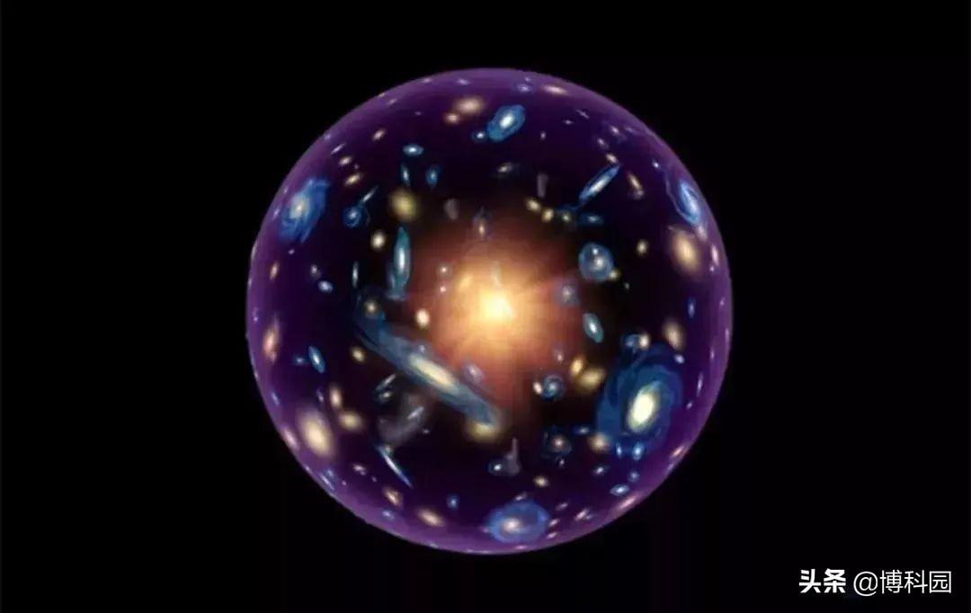 在宇宙大爆炸138.17亿年前:不存在时间、空间和万物万象!