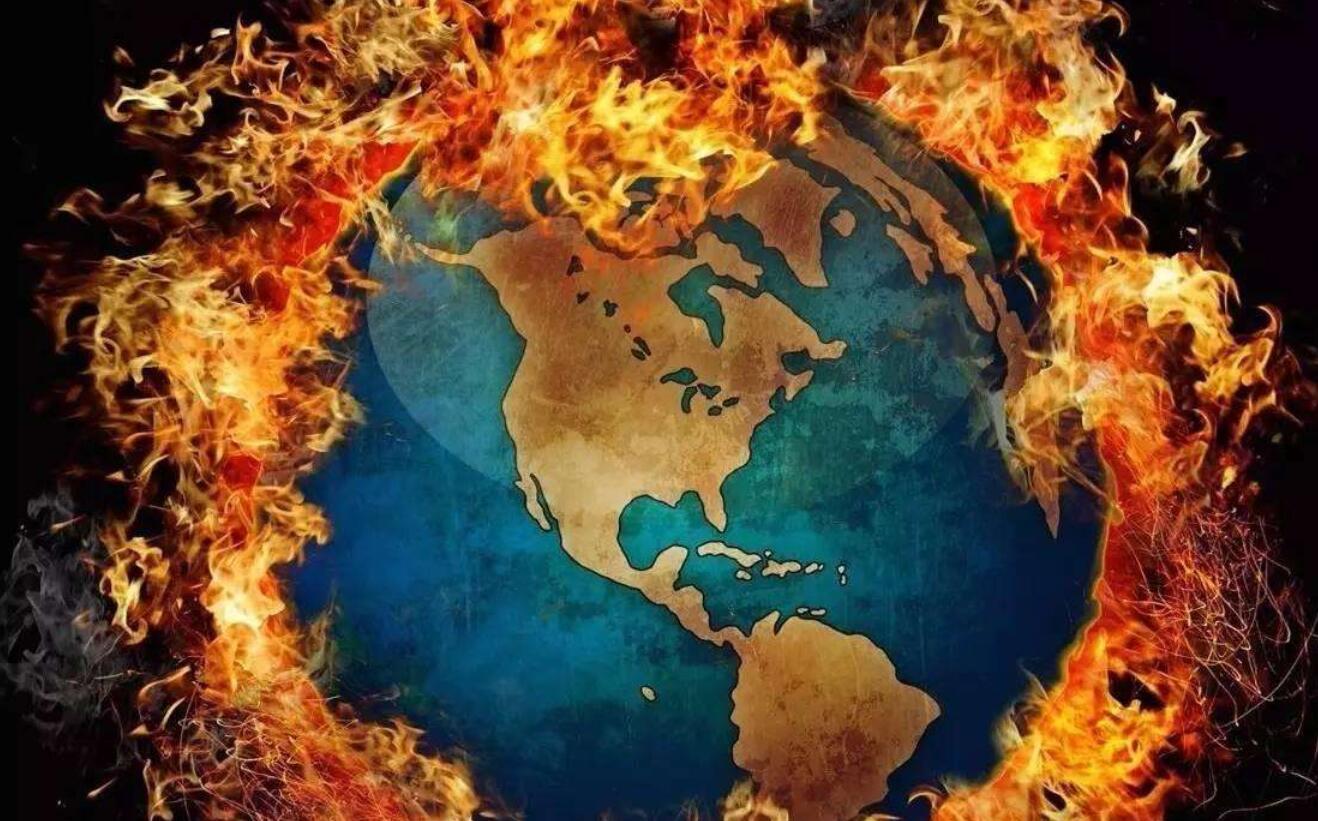 2020年咋了?5月已有两次强震,全球变暖证明了霍金预言或是真的