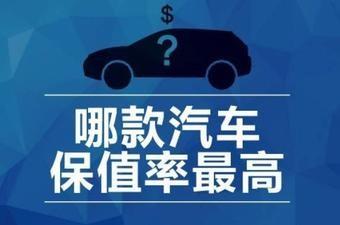 内行人告诉你,买车就看保值率