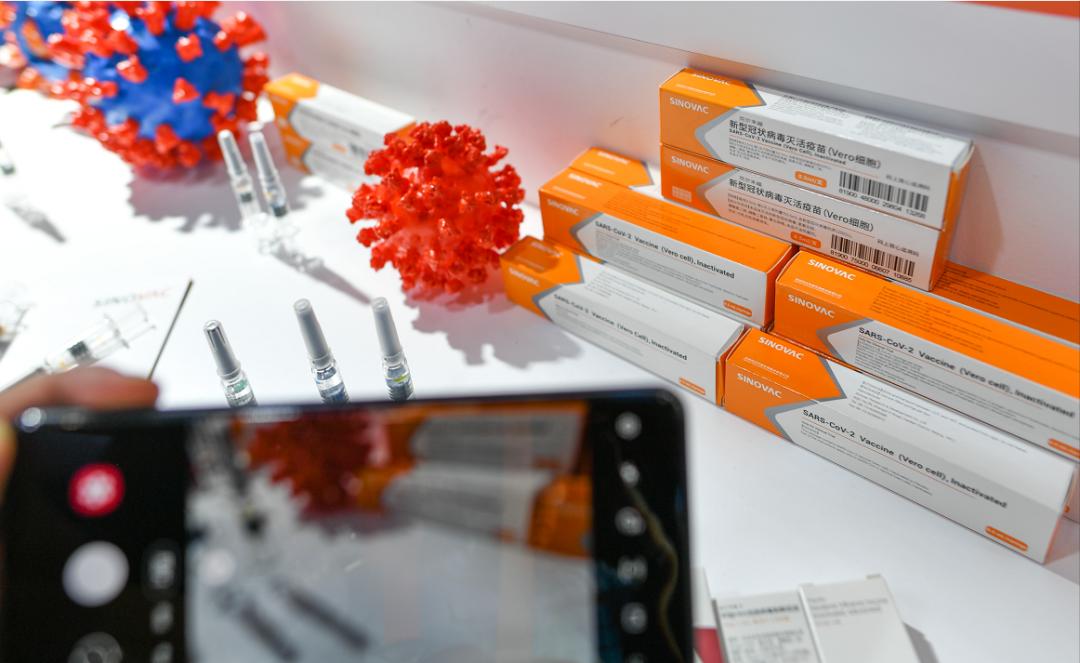 国产新冠疫苗实物首次亮相,最快年底上市-第2张图片-IT新视野
