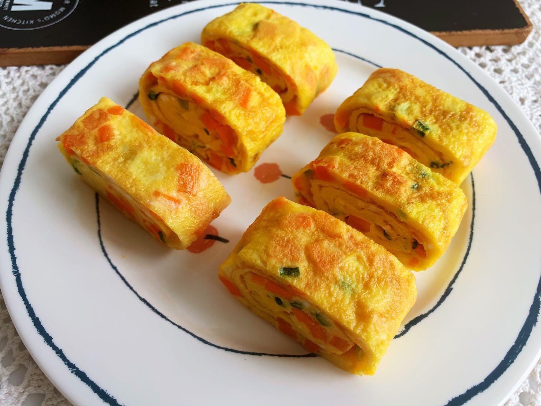 日式厚烧蛋做法步骤图 我家三天两头吃一次营养