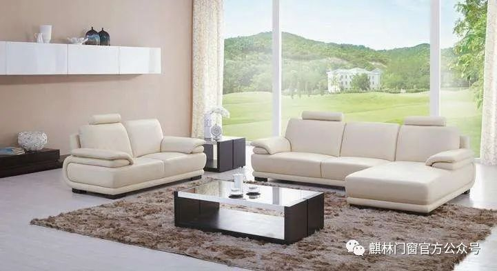 极简设计,让家每天是一道风景线!-麒林门窗