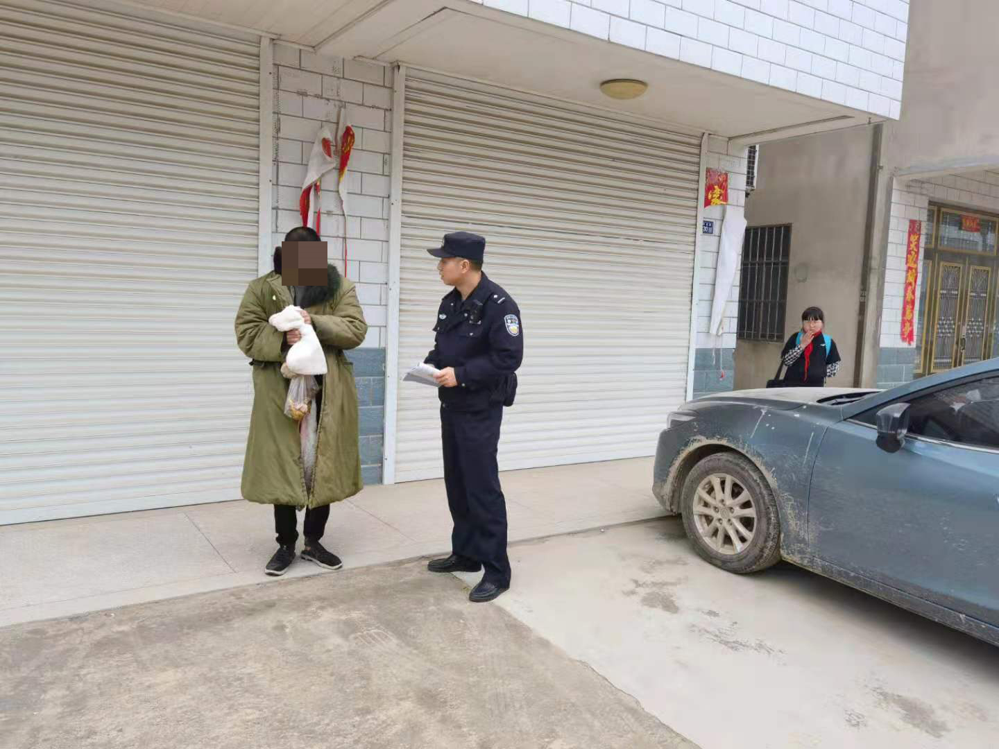 教育整顿:江苏射阳公安局盘湾派出所为群众办实事获好评