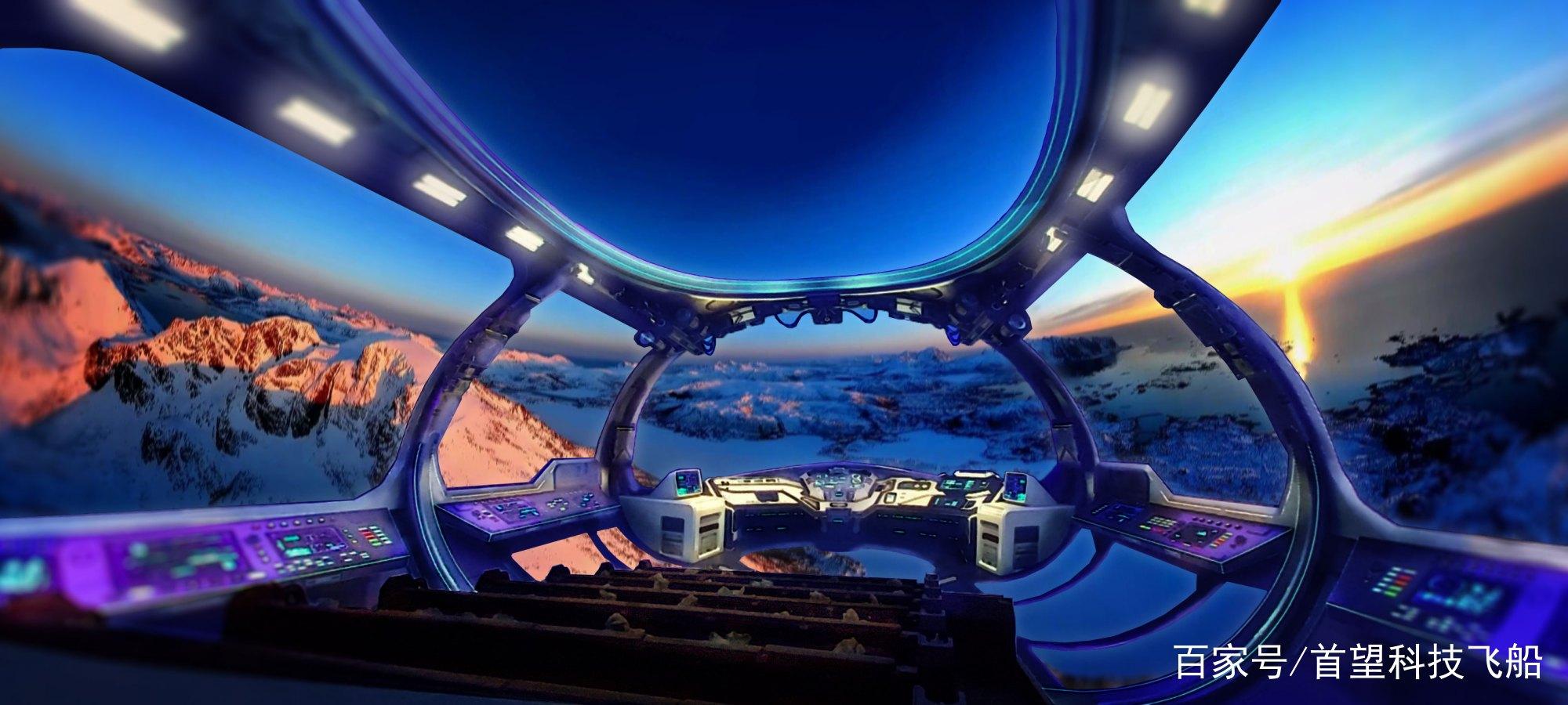720穿越飞船 让虚拟现实世界变为现实