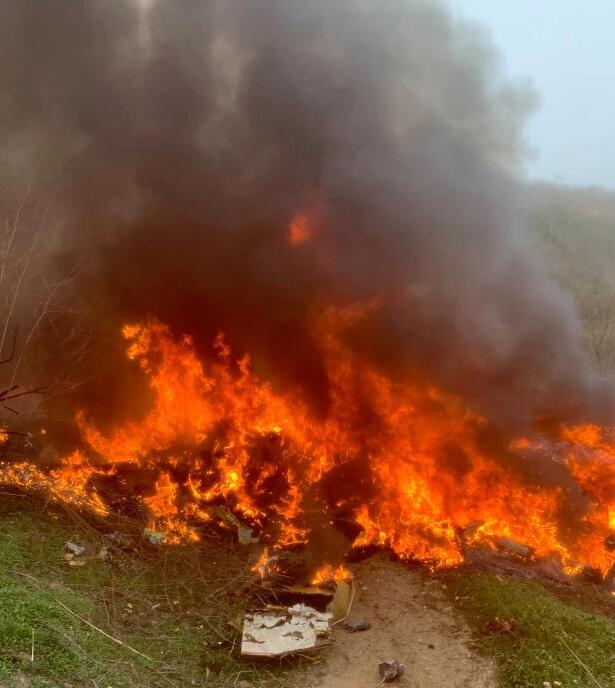 科比被烧成1米53图片 科比烧焦图现场照片曝光了