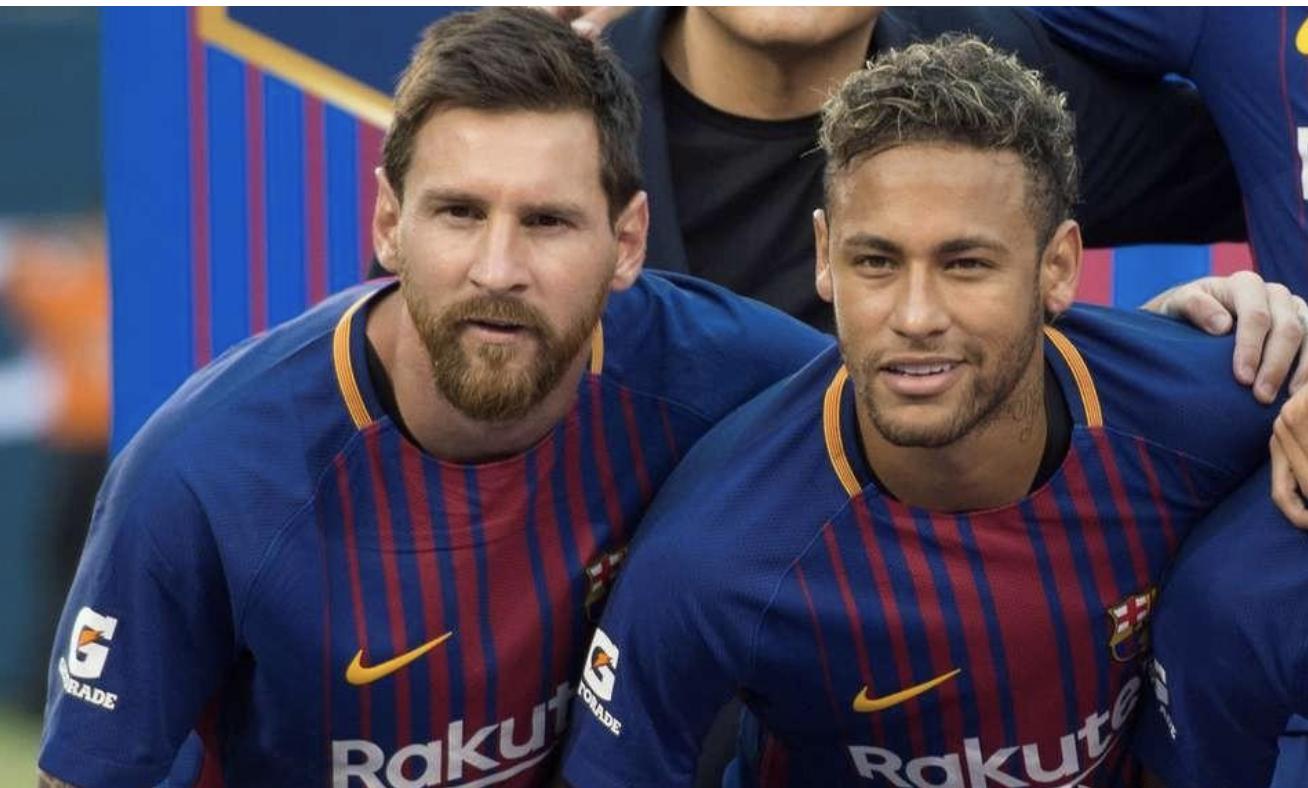 梅西将离开巴萨决定加盟曼城?球迷长跪不起祈祷球王别走  第5张