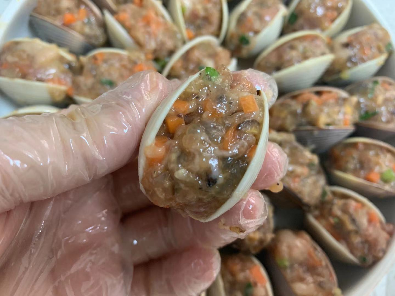 花蛤的新吃法,焯水蒸一蒸,一口一个,鲜美到口水直流