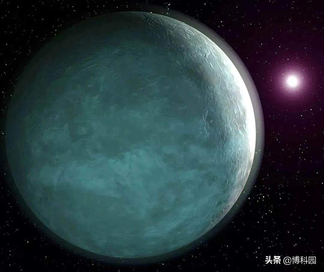 研究表明:像棉花糖一样,密度极低的系外行星,很可能有光环