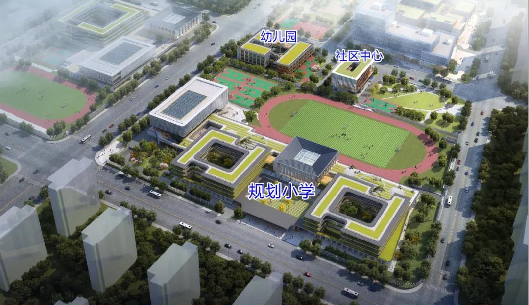 地铁+商业体+学校都来了!南京黑马板块正强势崛起