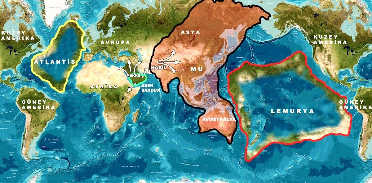 克苏鲁世界年表:百万年前