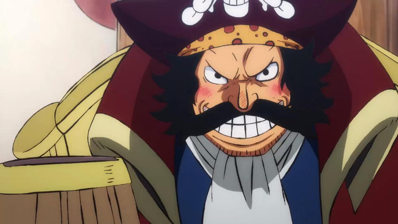 羅傑海賊團有5人擁有霸王色,御田用眼神秒山神,雷利秒過天龍人
