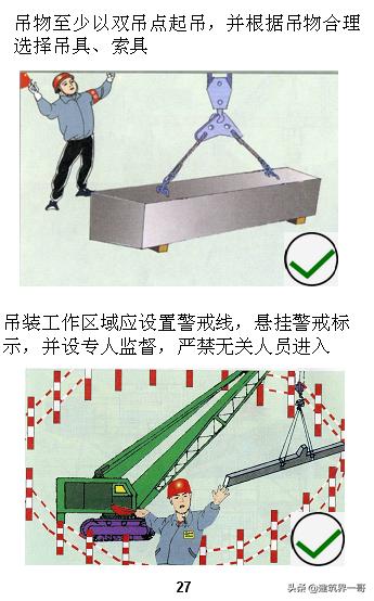 施工人员安全手册,建筑施工现场必须掌握的基本安全知识
