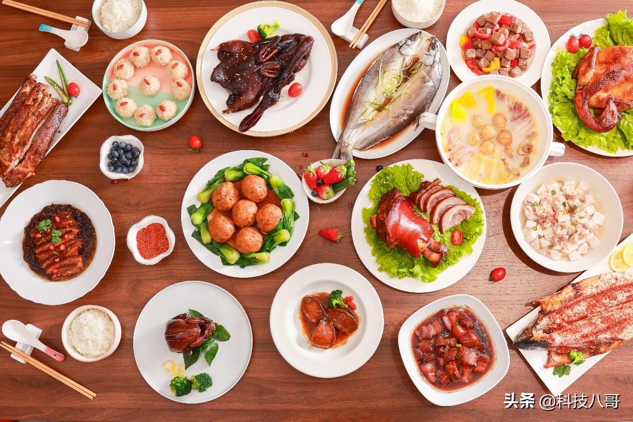 海尔食联网:您在他乡过年,我为您做家乡饭