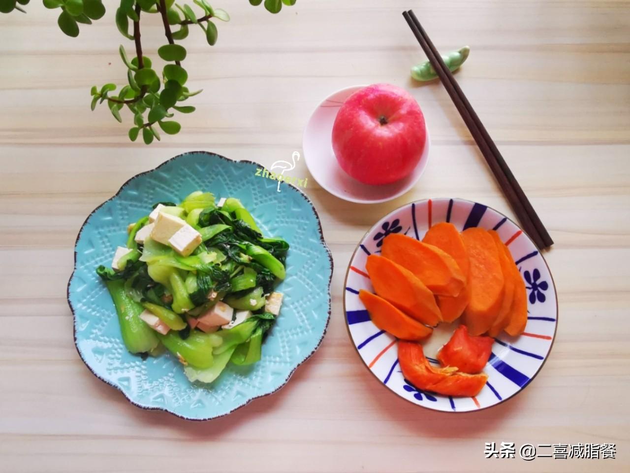 营养师的一天的减脂三餐,补脾养胃的糖醋大黄鱼做法来了 减肥菜谱做法 第2张