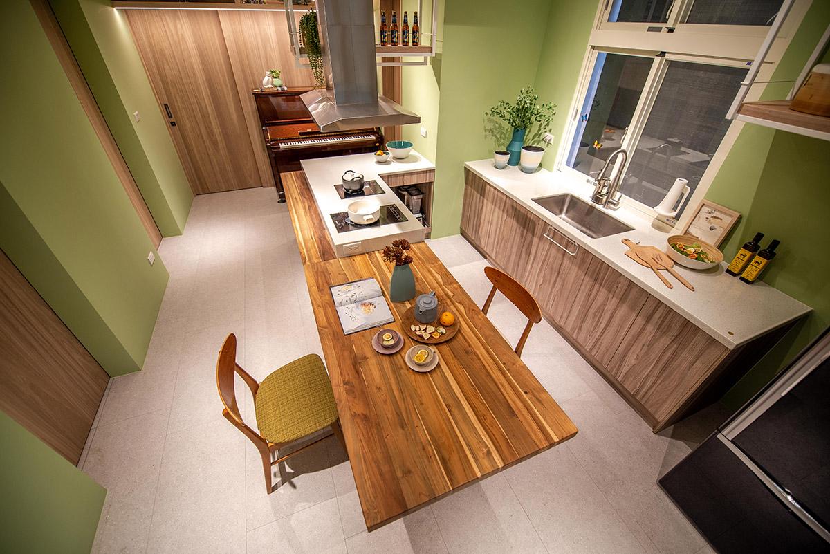 舍弃客厅的家越来越多,住过就知道:实用性只会增加,不会减少