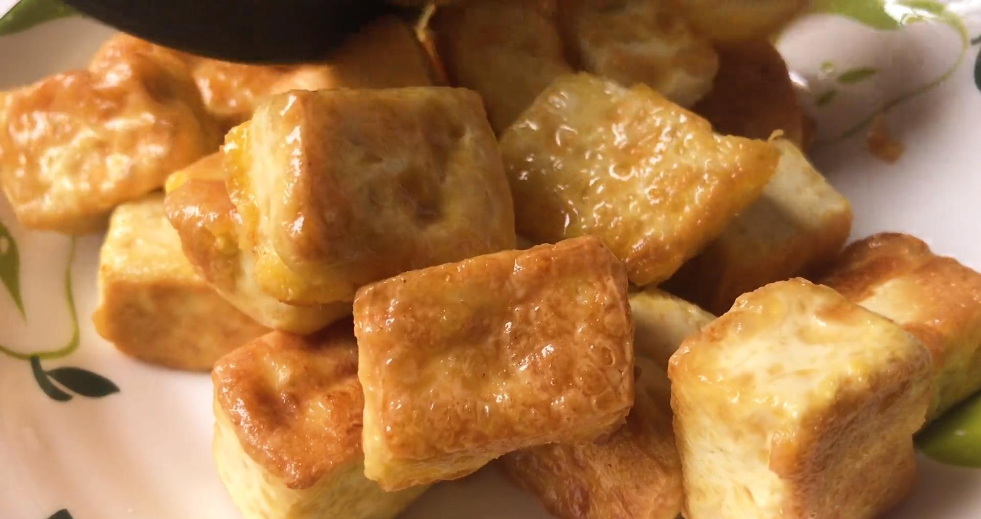 这才是豆腐最好吃的做法,简单易做,比麻婆豆腐好吃,上桌就光盘 美食做法 第13张