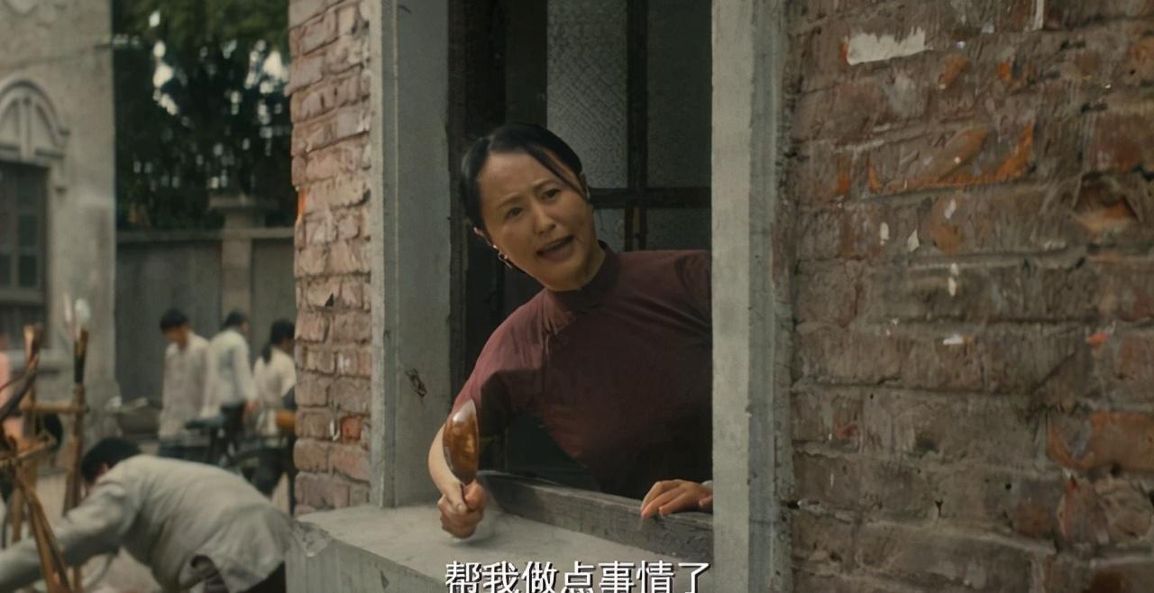 《隐秘而伟大》刘洁:出生于重庆,却用上海话,真实演绎慈母形象