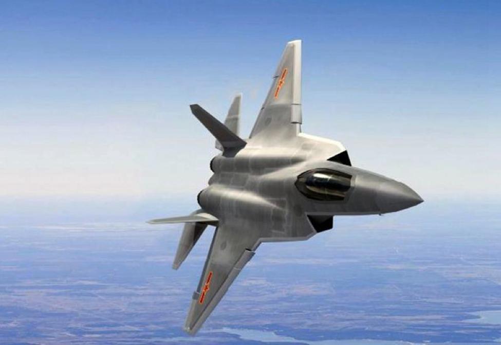 歼20A公开服役后,又一款五代机即将首飞?美媒
