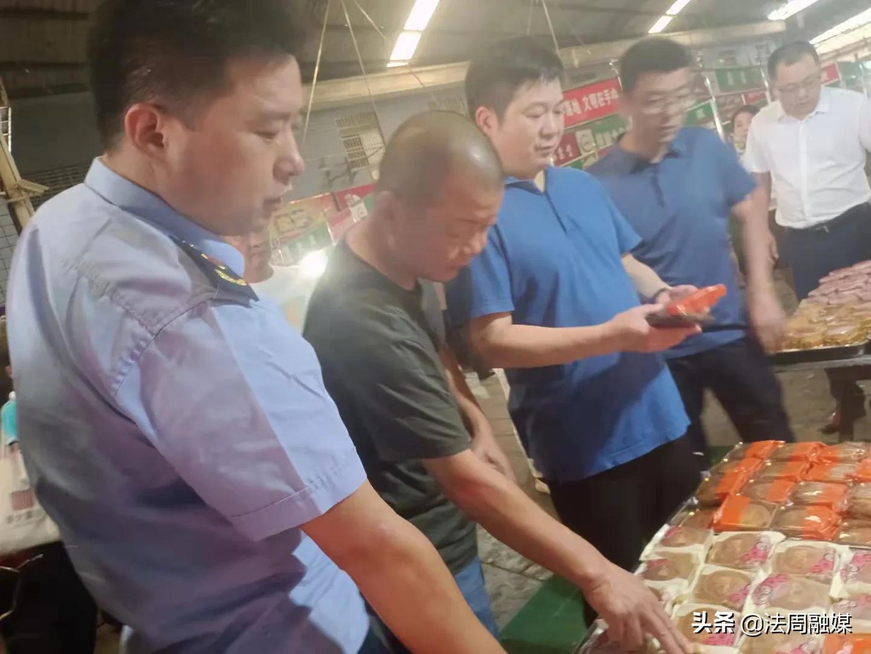 """澧县市场监管局:突出三个重点 开展""""双节""""食品安全检查"""