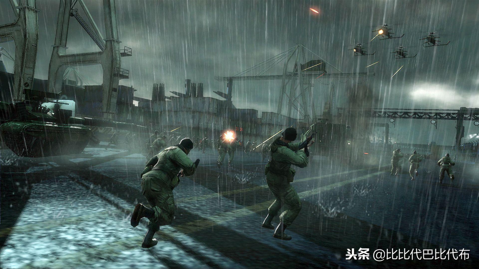 游戏史上的今天:《汤姆·克兰西之终结战争》发售