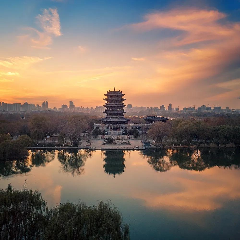 这个冬天最适合的亲子研学线路——济淄两日游,看百里黄河、逛中国唯一、亚洲最大的课本博物馆……