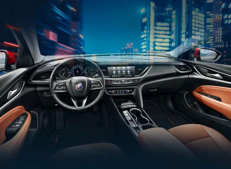 君威改款上市,换无线CarPlay和按键式换挡