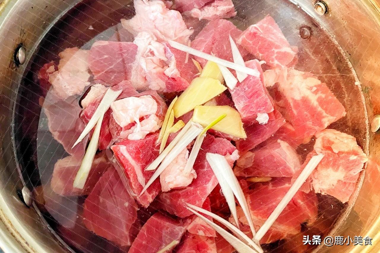 燉牛肉別只用八角香葉,教你香料配法,燉牛肉香軟肉爛,濃香入味