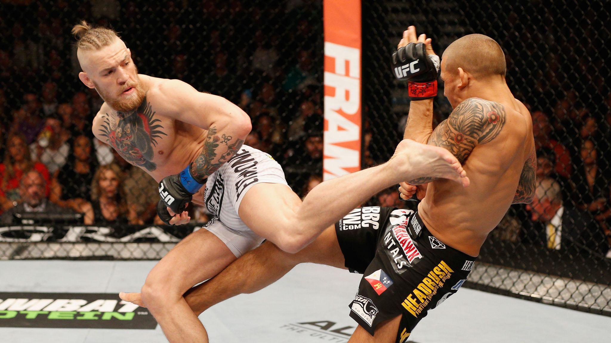 敲定!嘴炮12月对阵钻石,进行一场与UFC无关的综合格斗比赛
