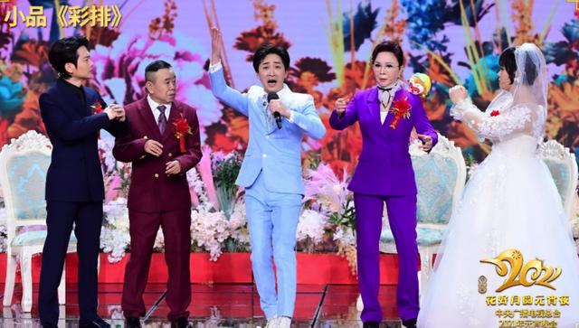 马智宇代表作《戒指》唱响2021牛年元宵晚会