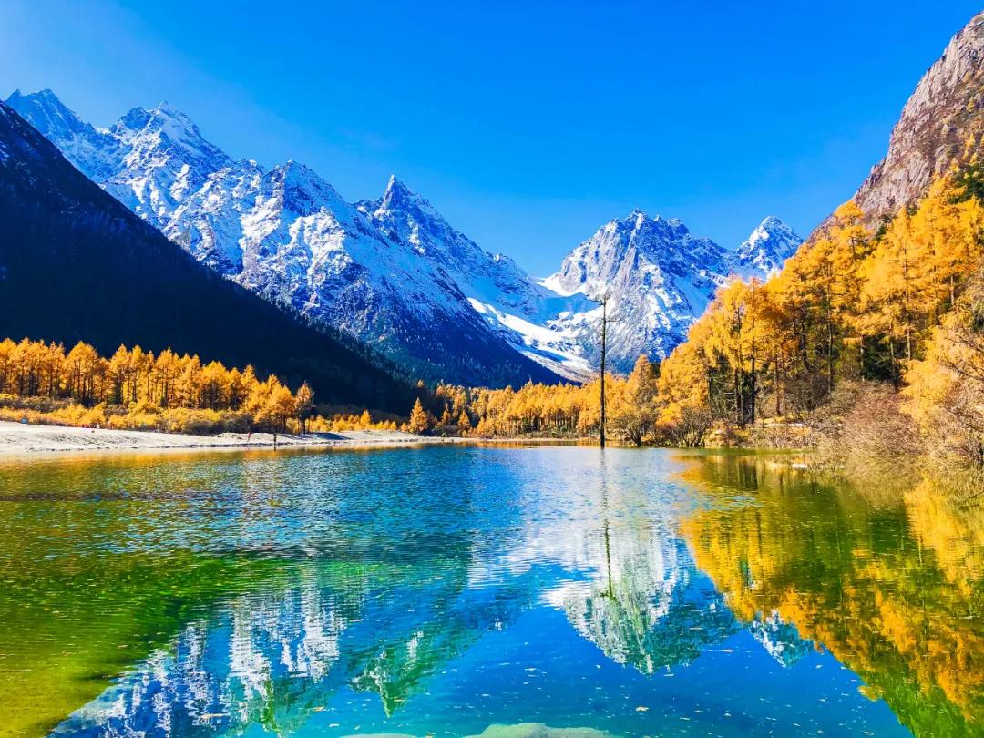彩林之秋毕棚沟|迎国庆,赏红叶,观雪山,赴秋日派对