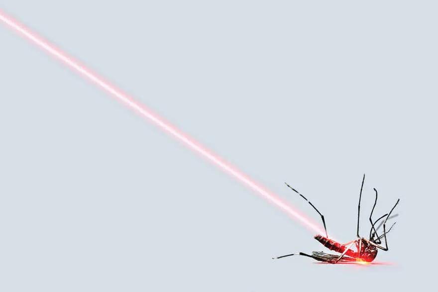 俄罗斯博士用树莓派自制灭蚊武器