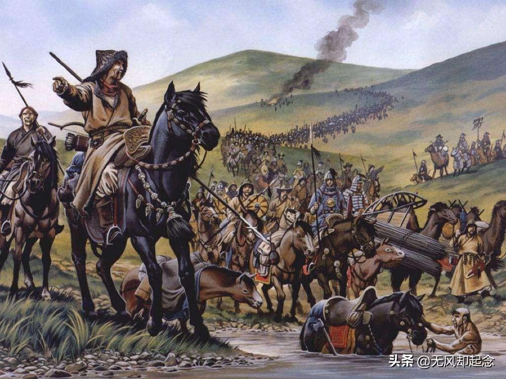 蒙古铁骑血洗欧洲,却泄露了中国一个军事秘密,导致欧洲意外崛起