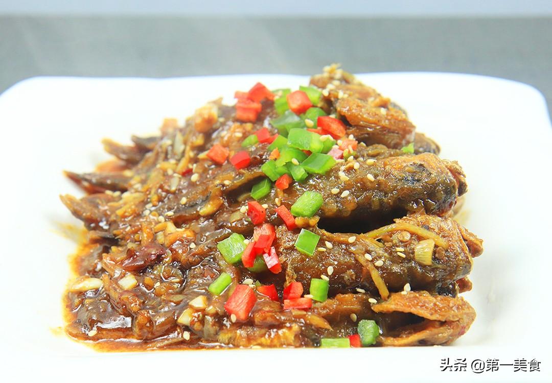 【焦烧小黄鱼】做法步骤图 鱼肉香酥味道鲜 连鱼骨都能嚼着吃