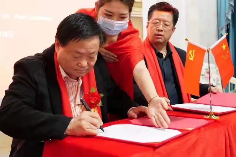 旧貌换新颜新闻发布会在深圳龙华举行