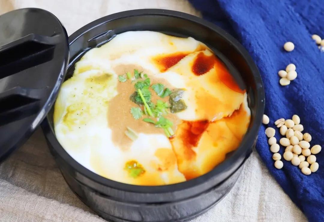 龙山豆腐脑,龙山水豆腐