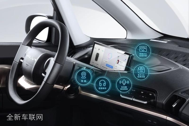 KiWi EV越级智能科技曝光!解锁都市摩登出行全新体验