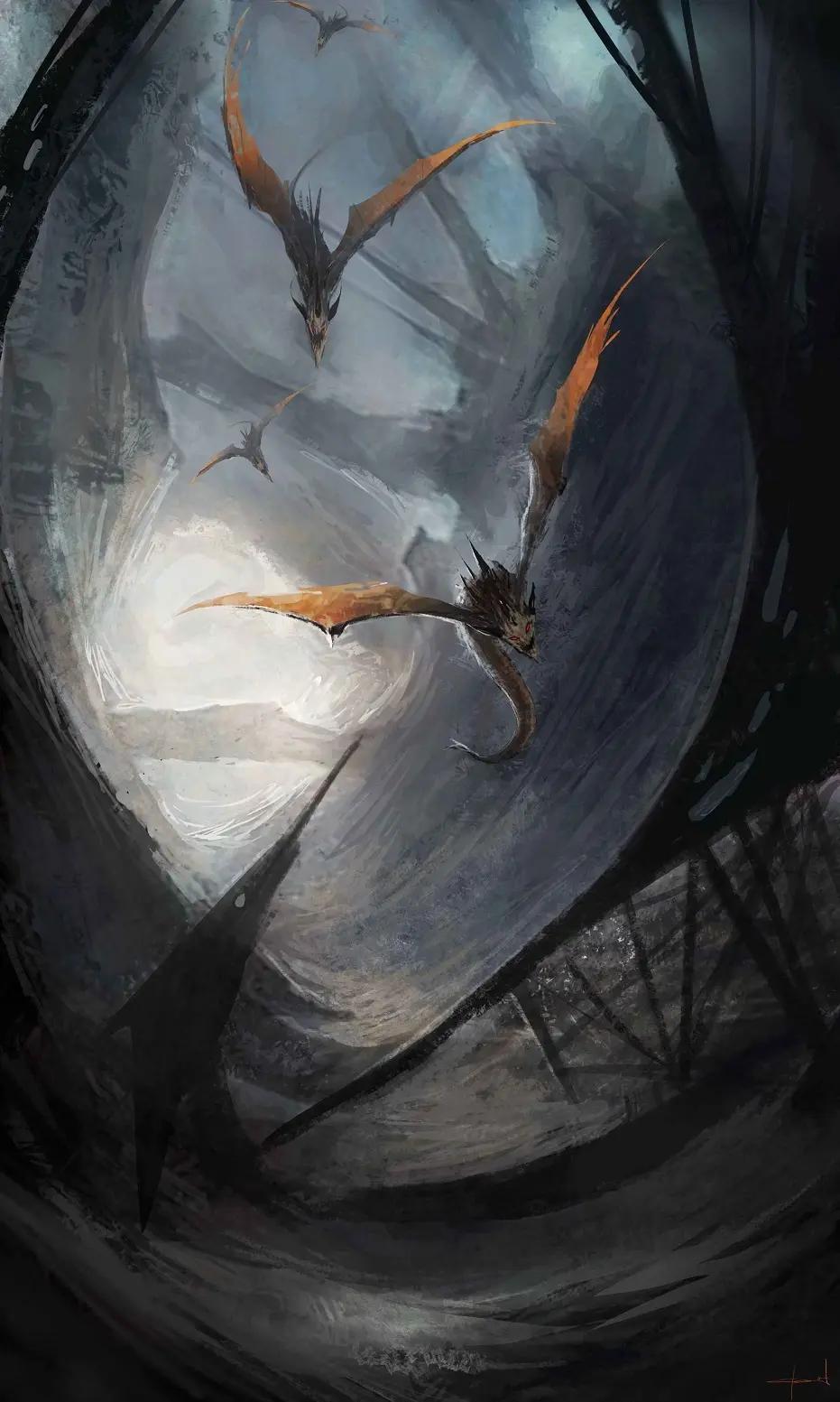 克苏鲁神话生物——恐怖猎手