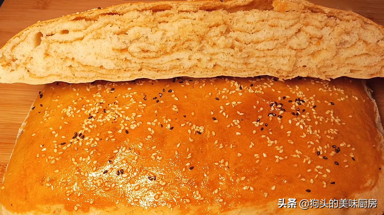 夏天面粉不要再蒸馒头了,教你好吃做法,比馒头简单,比面包松软