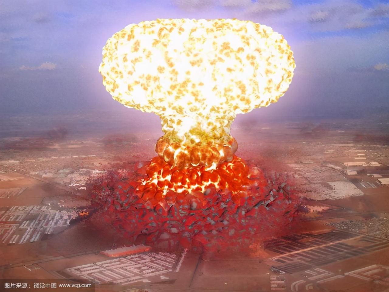 五则消息:一场末日战,两种核弹,一个统一时间表,一场全面战争