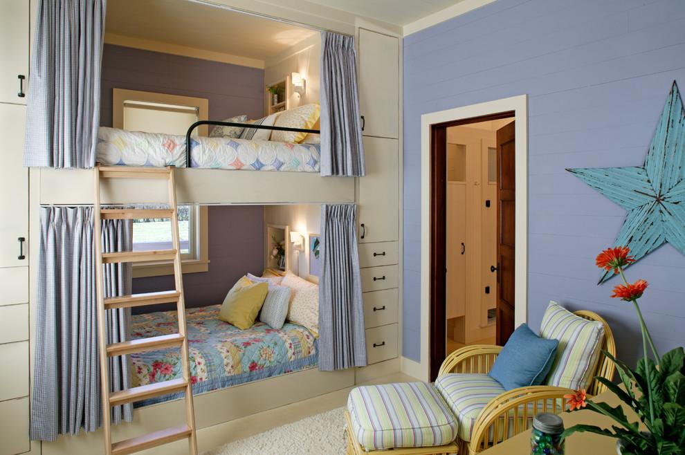 家里有二胎住不下,两儿或两女这样设计房间,都有一个独立空间