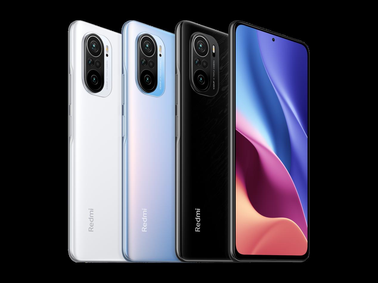 2021年第一款性价比手机 Redmi K40当之无愧
