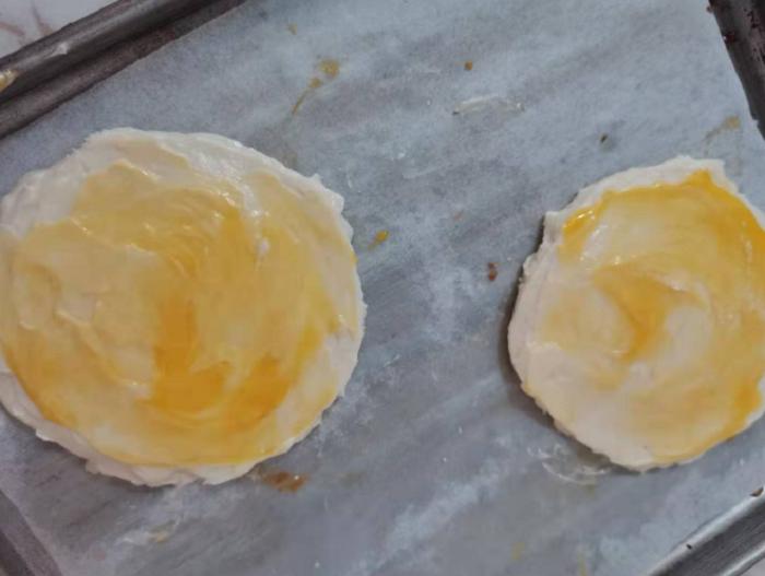健酮生酮食谱丨生酮奶酪鸡蛋饼