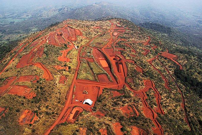 """美媒煽风点火:铁矿石是澳大利亚对华外交""""核武器"""""""