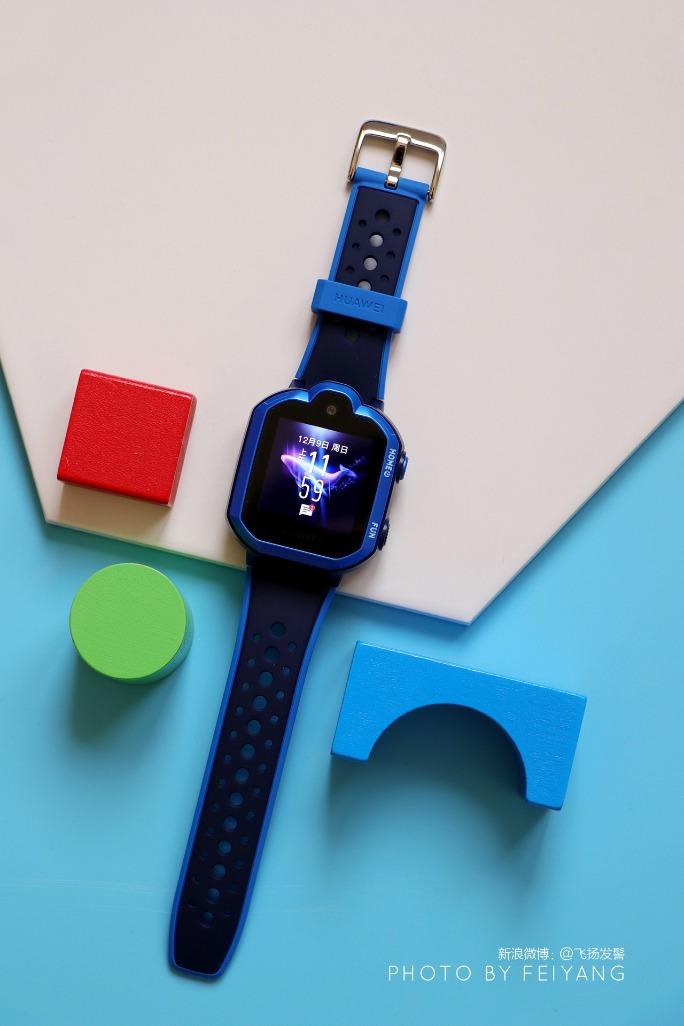 安全性好玩儿还益智类,华为公司儿童智能手表 3Pro感受