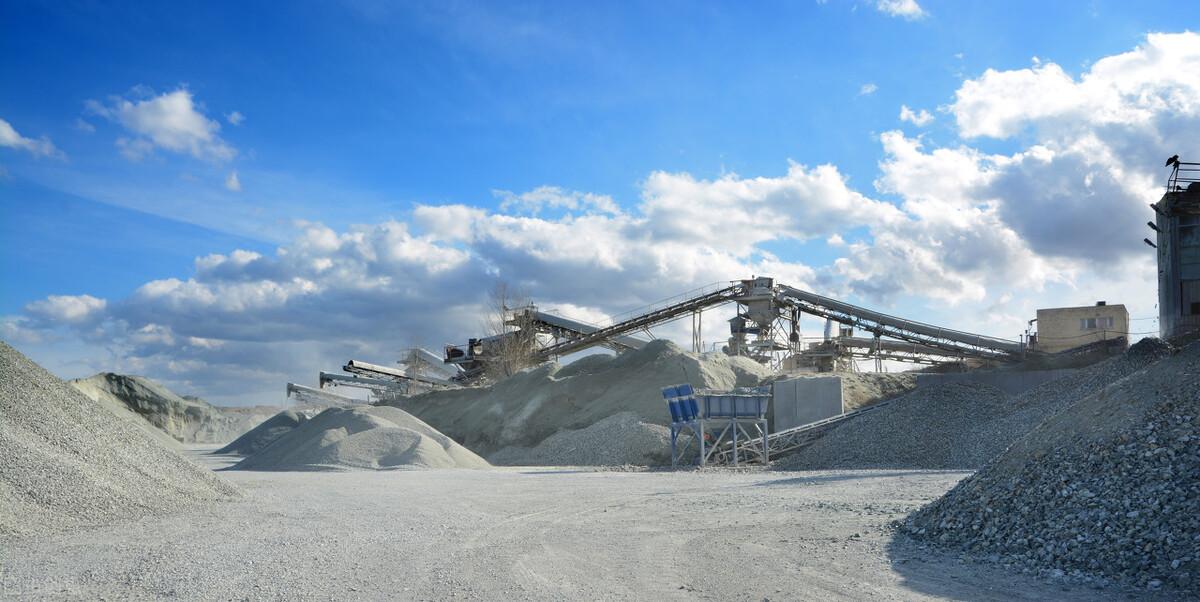 宁夏砂石生产线