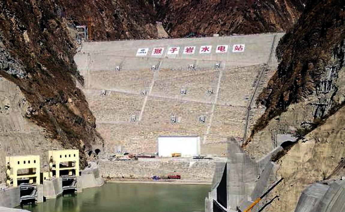长江上游宏图展,水电基地铸辉煌|大渡河绿色能源篇