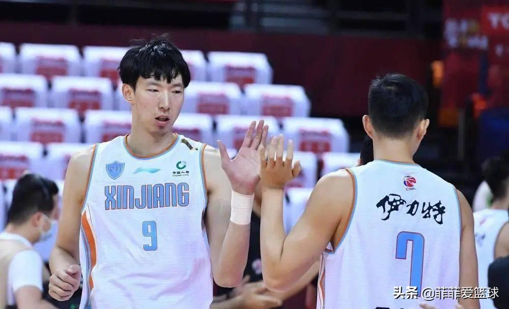 周琦休赛期疯狂加练!增重14斤 只为带领年轻新疆男篮再夺一冠