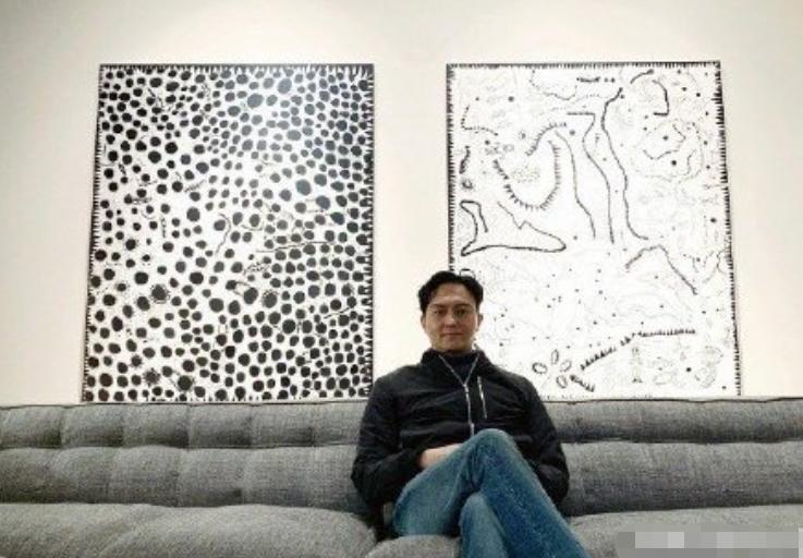 49歲張智霖五年內將退休! 轉幕後投資開公司,曾收藏名畫倍增過億