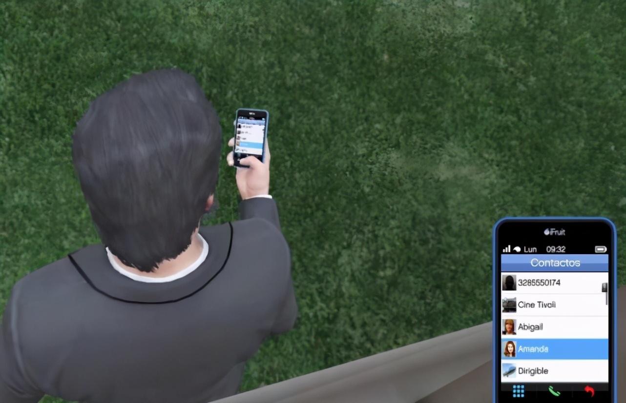 """《GTA》系列主角""""手机演变史""""你注意过吗?跟随现实世界"""