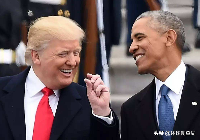 """奥巴马或许要失望了?美总统确诊后,拜登却称""""自己将成为总统"""""""
